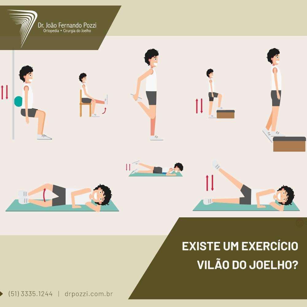 Exercício vilão